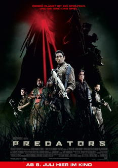 Predators Filminfo