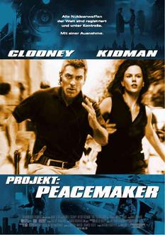 Projekt: Peacemaker Filminfo