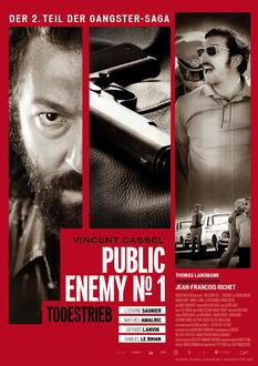 Public Enemy No. 1 - Todestrieb Poster