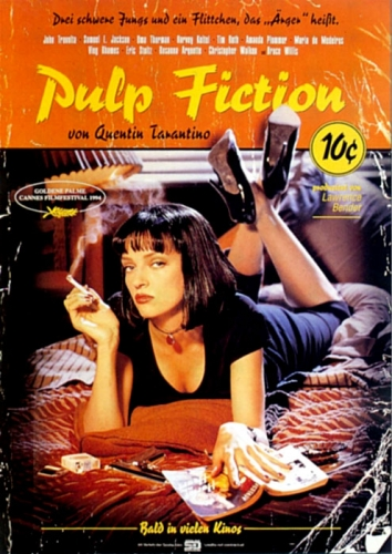 Pulp Fiction Filminfo