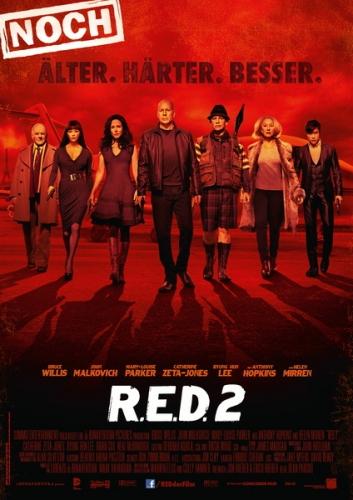 R.E.D. 2 Filminfo