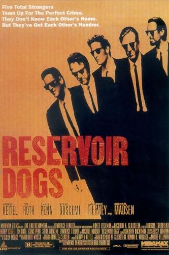 Reservoir Dogs - Wilde Hunde Filminfo