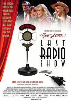 Robert Altman's Last Radioshow Filminfo