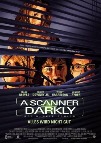 A Scanner Darkly - Der dunkle Schirm Filminfo