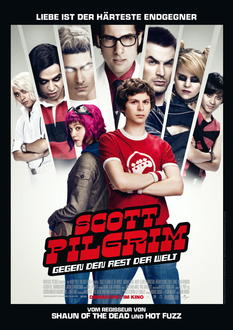 Scott Pilgrim gegen den Rest der Welt Filminfo