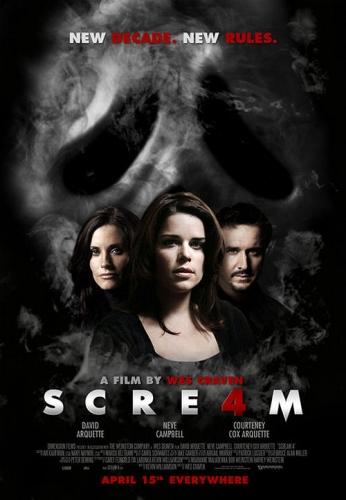 Scream 4 Filminfo