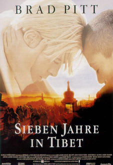 Sieben Jahre in Tibet Filminfo
