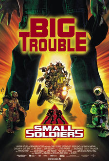 Small Soldiers Poster