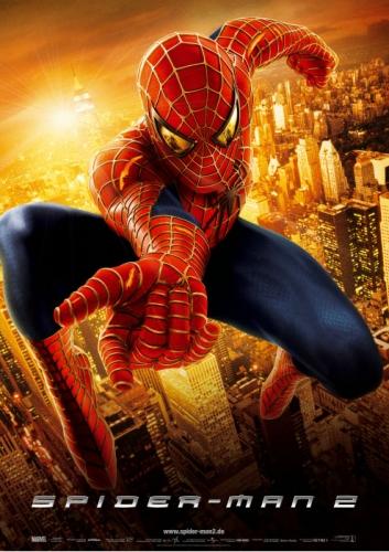 Spider-Man 2 Filminfo