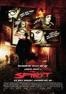 The Spirit Filminfo