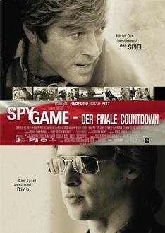 Spy Game - Der finale Countdown Filminfo