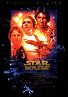 Star Wars: Episode IV - Krieg der Sterne Poster