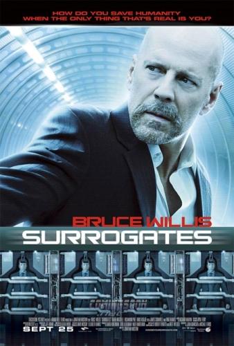 Surrogates - Mein zweites Ich Poster