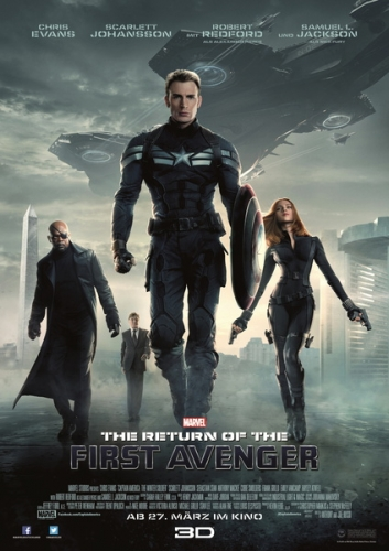The Return of the First Avenger Filminfo