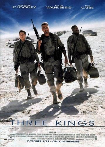 Three Kings - Es ist schön König zu sein Filminfo