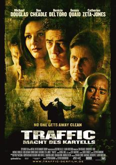 Traffic - Macht des Kartells Filminfo