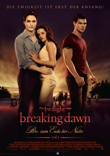 Breaking Dawn - Biss zum Ende der Nacht, Teil 1 Poster