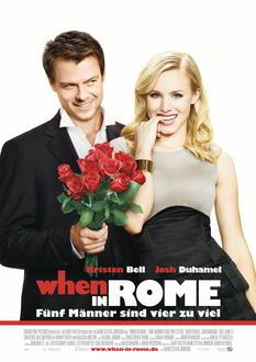 When in Rome - Fünf Männer sind vier zuviel Filminfo