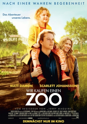 Wir kaufen einen Zoo Filminfo