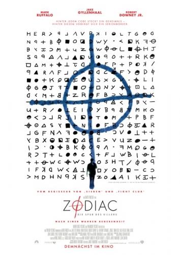 Zodiac - Die Spur des Killers Filminfo