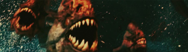News: Boobs, Kotze und Splatter in unserer Piranha 3D Filmkritik