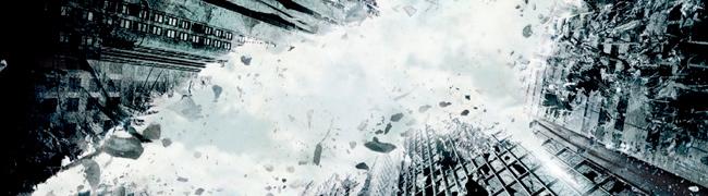 News: Erstes The Dark Knight Rises Poster gesichtet