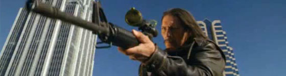 News: Neuer Machete Trailer online