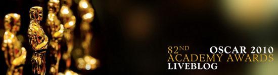 News: Oscar 2010 - Liveblog