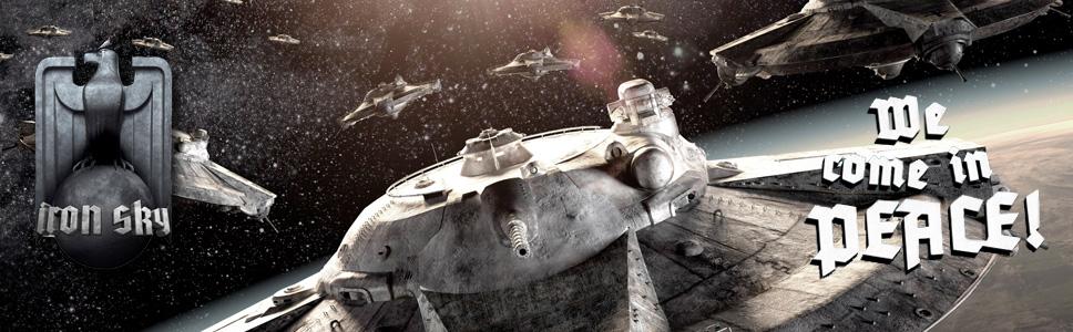 Iron Sky - Header