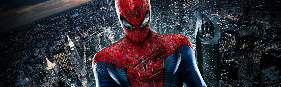 The Amazing Spider-Man - Header