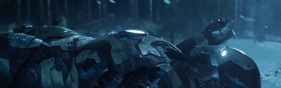 Iron Man 3 - Header