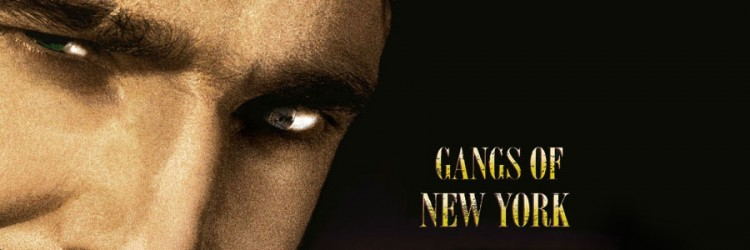 Gangs of New York - Header