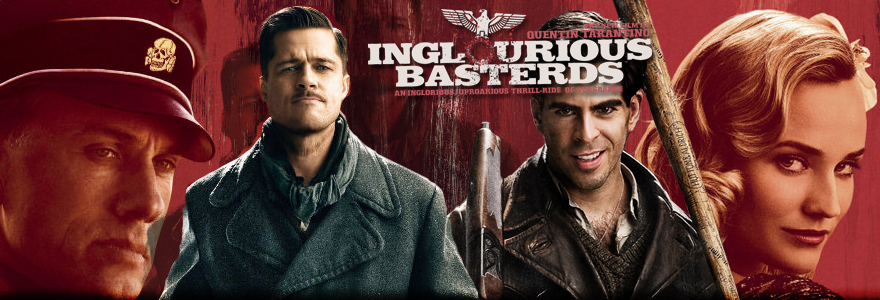 Inglourious Basterds - Header