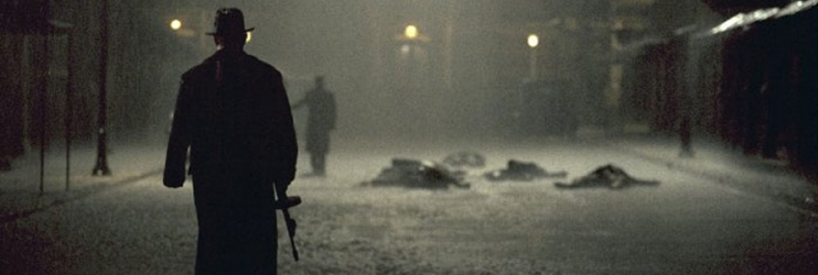 Road to Perdition - Header