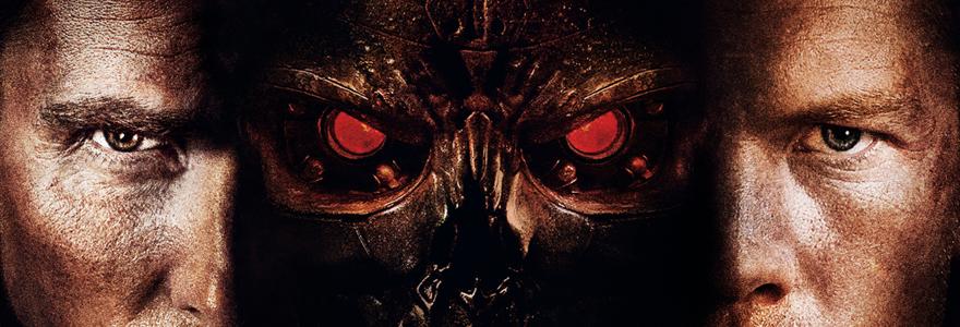 Terminator - Die Erlösung - Header