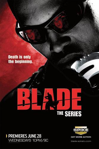 Blade - Die Jagd geht weiter Poster