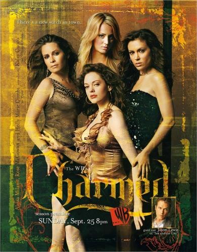 Charmed - Zauberhafte Hexen Poster