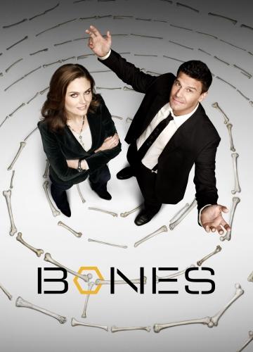Bones – Die Knochenjägerin Poster
