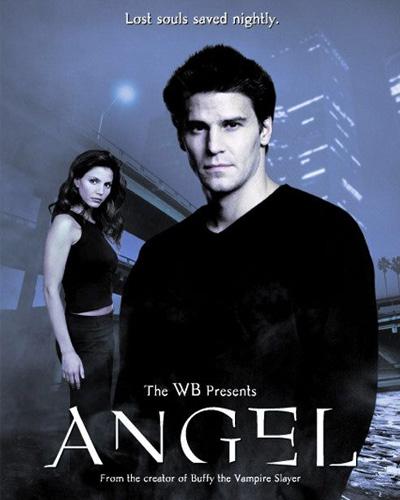 Angel - Jäger der Finsternis Poster