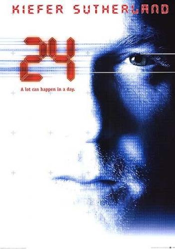 24 - Twenty Four Poster